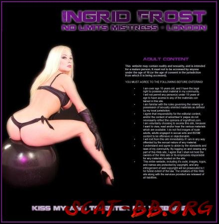 No Limits Mistress (Ingrid Frost) 5 December 2017 [SD] 70.7 MB