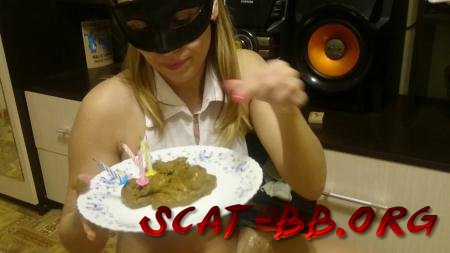 Cake of shit (Brown wife) 3 March 2018 [FullHD 1080p] 1.06 GB