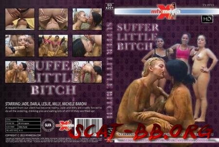 [SD-4201] Suffer Little Bitch (Jade, Darla, Leslie, Milly, Michele Baroni) 28 March 2018 [HDRip] 1.35 GB