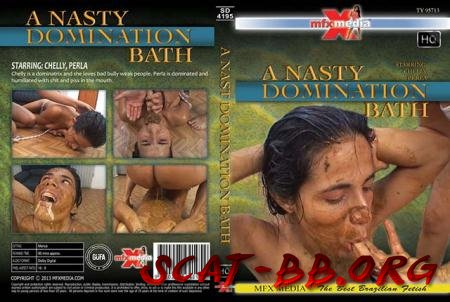[SD-4195] A Nasty Domination Bath (Chelly, Perl) 30 March 2018 [HDRip] 1.33 GB
