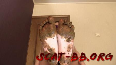 Mia Pov Foot smearing Scat with Princess Mia and toilet slave (Princess Mia) 11 April 2018 [FullHD 1080p] 894 MB