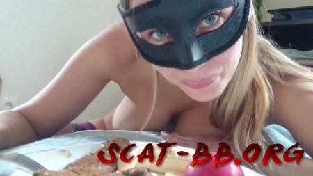 I eat a banana shit (Brown wife) 3 May 2018 [FullHD 1080p] 343 MB