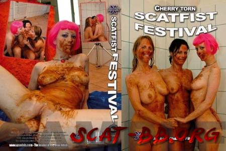 Scatfist Festival (Cherry Torn, Isabelle) 8 May 2018 [DVDRip] 639 MB