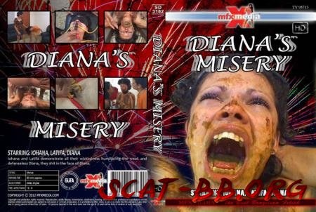 SD-3182 Diana's Misery (Iohana, Latifa, Diana) 13 June 2018 [HDRip] 1.40 GB