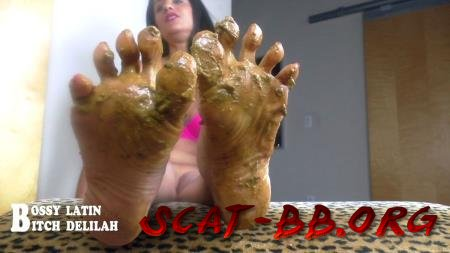 "Scat Queen Delilah – Pretty ""SHITTY"" thing (Bossy Latin, Bitch Delilah) 2 August 2018 [HD 720p] 433 MB"