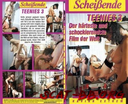 Scheißende Teenies 3 (Anita Feller) 4 September 2018 [DVDRip] 575 MB