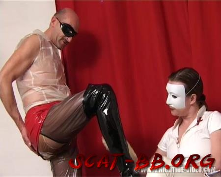 Rubber Shit Clinic (Chris-Extreme, 2 Male Patients) 1 November 2018 [SD] 674 MB