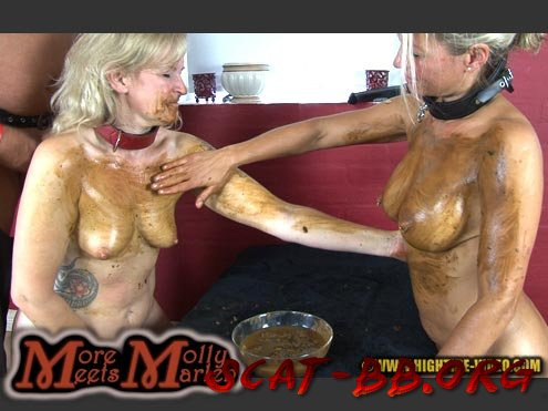 MORE MOLLY MEETS MARLEN (Molly, Marlen, 1 male) 30 December 2018 [HD 720p] 964 MB