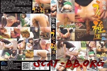 Girls force enema and defecation on outdoor. (Scatting, 2019) 20 February 2019 [SD] 905 MB
