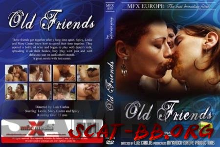 MFX-855 Old Friends (Leslie, Mary, Spicy) 26 April 2019 [DVDRip] 746 MB