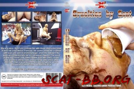 2035 Cruelties By Scat (Bia, Francine, Jade, Fernanda) 9 May 2019 [SD] 425 MB