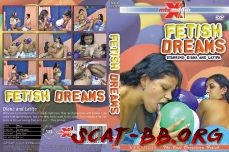 MFX-6291 Fetish Dreams R88 (Diana, Latifa) 4 June 2019 [SD] 632 MB
