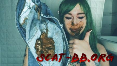 FREAKY scat panty pooping play (DirtyBetty) 18 April 2020 [FullHD 1080p] 838 MB