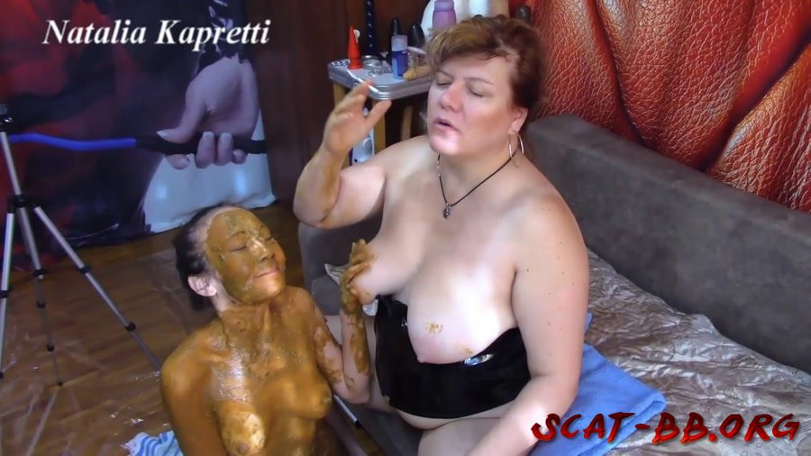 She covered in shit, she my toilet (Mistress) 16 December 2020 [FullHD 1080p] 610 MB