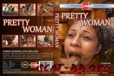 SD-3268 Pretty Woman (Alessandra, Latifa, Nana, Karla) 26 April 2019 [HDRip] 1.35 GB