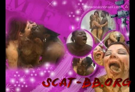 Scat Swallowing Models (Tatthy, Nana Volgue, Karla) 26 April 2019 [DVDRip] 399 MB