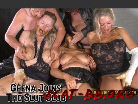 GEENA JOINS THE SLUT CLUB (Geena, Molly, Sexy, 2 males) 1 October 2020 [HD 720p] 594 MB